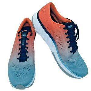 Hoka One One Cavu 2 Men Sneakers Pro-Fly Orange 11